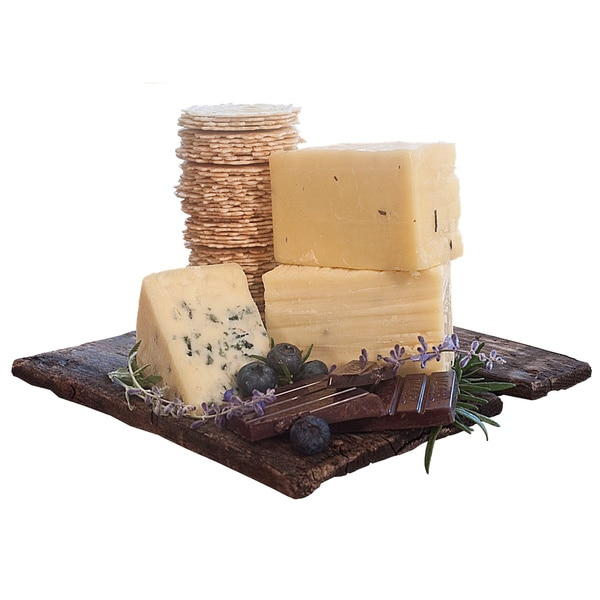 Rogue Creamery Herb Cheese and Chocolate Gift