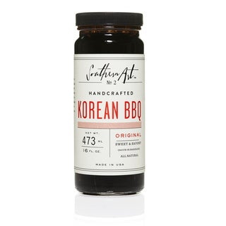 Southern Art Korean BBQ Sauce (Pack of 2)