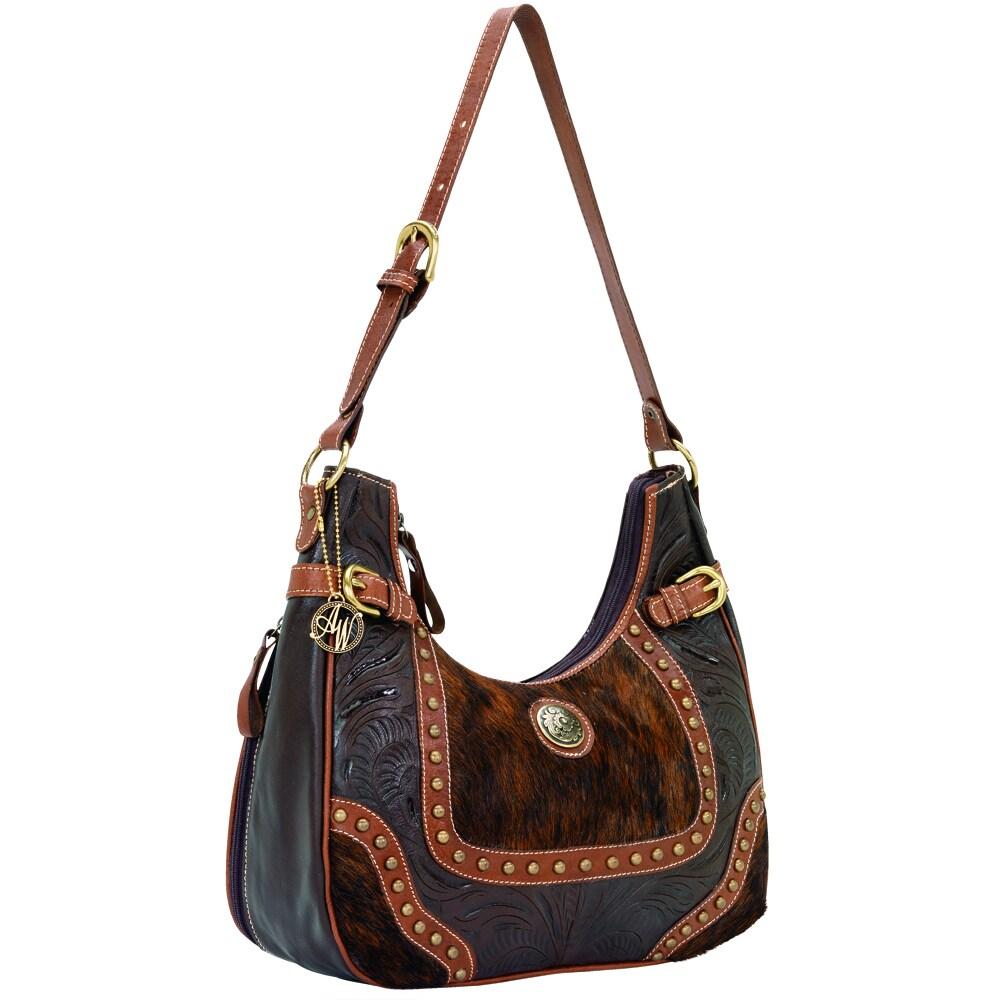 Brindle Hair Concealed Carry Handbag