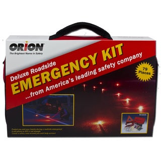 Orion Safety Products 8901 Deluxe Roadside Emergency Kit