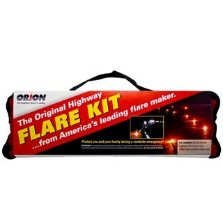 Orion Safety Products 6020 Emergency Kit 20 Minute Road Flare (Set of 6)
