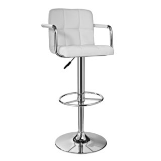 Powell Newport Quilted Barstool