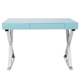 LumiSource Luster Contemporary Office Desk
