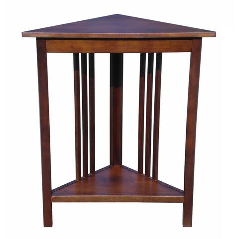 Handmade D-Art Espana Corner Table (Indonesia)