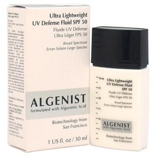 Algenist for Women Ultra Lightweight UV Defense SPF 50 1-ounce Fluid