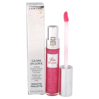 Lancome for Women Gloss In Love Lipglaze # 383 Violette Paillette 0.2-ounce Lipglaze