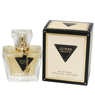 Guess Seductive Women's 1.7-ounce Eau de Toilette Spray