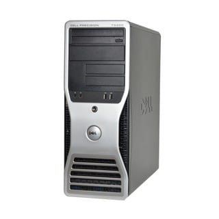 Dell Precision T3400 Intel Core 2 Duo 2.13GHz CPU 4GB RAM 250GB HDD Windows 10 Pro Minitower PC (Refurbished)