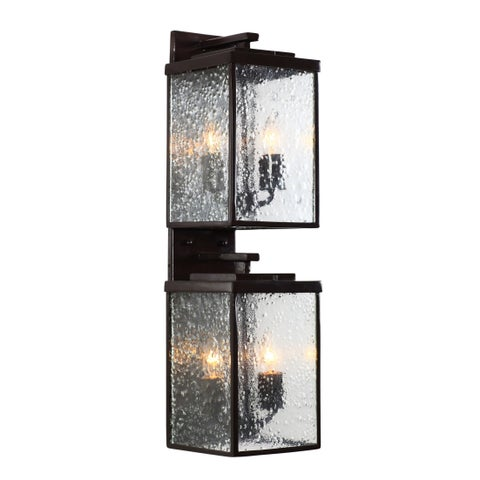 Varaluz Mission You 4-light Outdoor Wall Mount