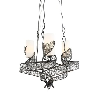 Varaluz Flow 3-light Chandelier