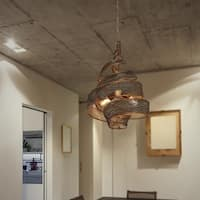 Varaluz Flow 3-light Pendant