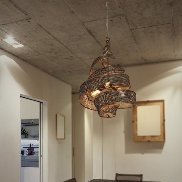 Overstock Lighting: Shop Varaluz Flow 3-light Pendant