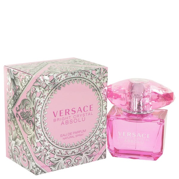 Shop Versace Bright Crystal Absolu 3-ounce Eau de Parfum Spray - Free Shipping Today - Overstock ...