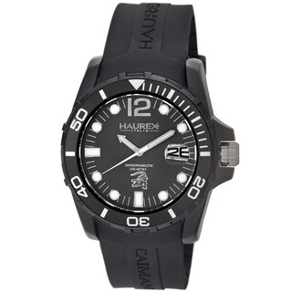 Haurex Italy Men's Caimano Collection Diver's Watch