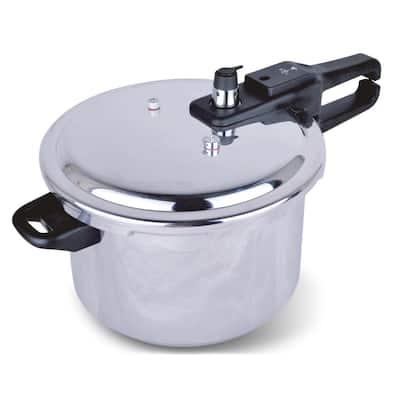 Brentwood 5.5-liter Aluminum Pressure Cooker