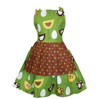 Jessica Over Easy Kids Apron