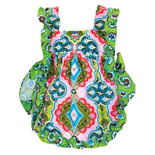 Gypsy Queen Suzy Q Baby Pinafore