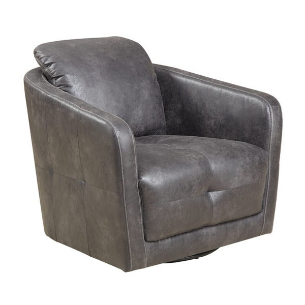 Emerald Blakely Swivel Accent Chair Photo Gallery
