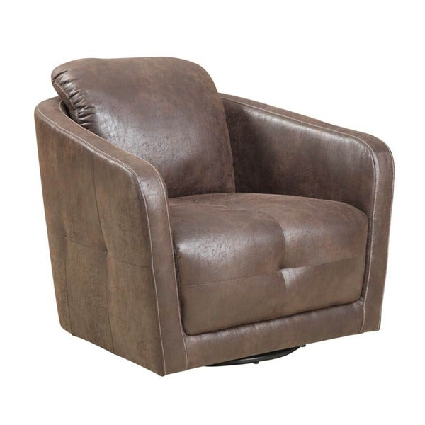 emerald home blakely swivel accent chair free shipping today overstock 16643838. Black Bedroom Furniture Sets. Home Design Ideas