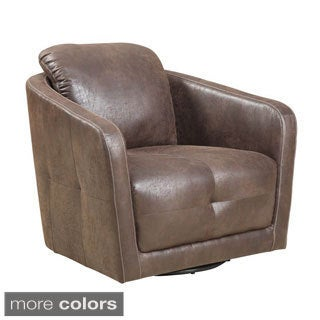Emerald Blakely Swivel Accent Chair