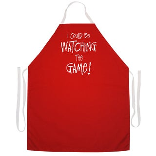 'I Could Be Watching The Game' Apron-