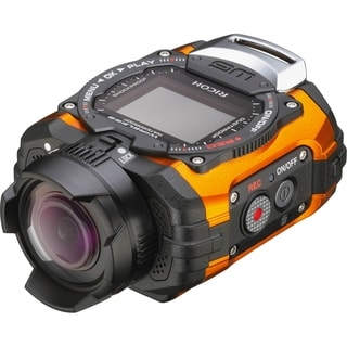 Ricoh WG-M1 14 Megapixel Compact Camera - Orange