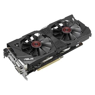 Strix STRIX-GTX970-DC2OC-4GD5 GeForce GTX 970 Graphic Card - 1.11 GHz