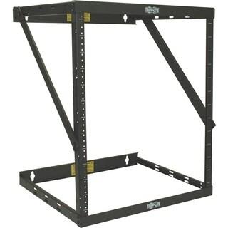 Tripp Lite 12U Wall Mount Open Frame Rack Cabinet Wallmount Heavy Dut