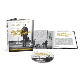 Mr. Smith Goes to Washington DigiBook (Blu-ray Disc)