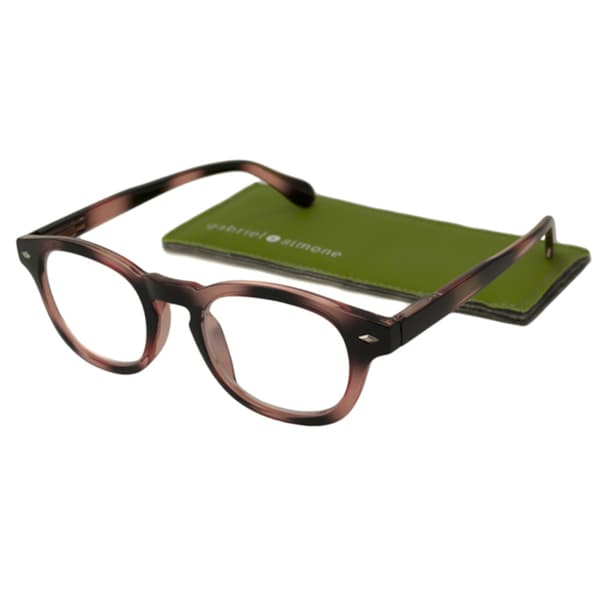 Gabriel + Simone Women's Paige Rectangular Reading Glasses