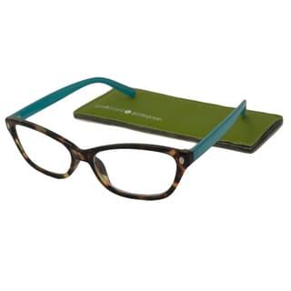 Gabriel + Simone Women's Aimee Rectangular Reading Glasses