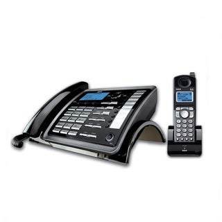 RCA 25255RE2 DECT 6.0 2-Line Corded/ Cordless Telephone with Digital Answering System