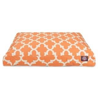 Majestic Pet Trellis Indoor/ Outdoor Rectangle Dog Bed (Option: Orange) https://ak1.ostkcdn.com/images/products/9463998/P16647129.jpg?impolicy=medium