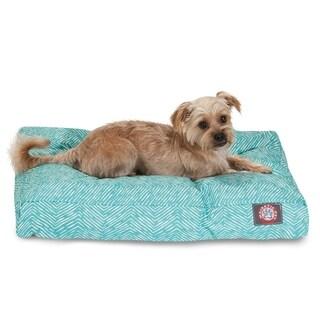 Majestic Pet Feather Indoor/Outdoor Rectangle Pet Bed