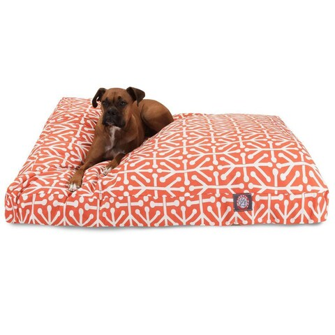 Majestic Pet Aruba Indoor/Outdoor Rectangle Dog Bed