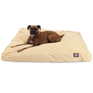 Majestic Pet Towers Indoor/ Outdoor Rectangle Dog Bed