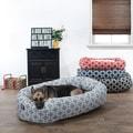 Majestic Pet Links Sherpa Bagel Pet Bed