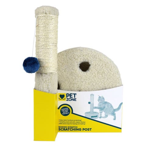 Pet Zone Boxing Cat Scratching Post