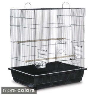 Prevue Pet Products Square Top Parakeet Cage
