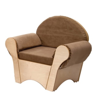 Whitney Brothers Kids Child's Tan Easy Chair