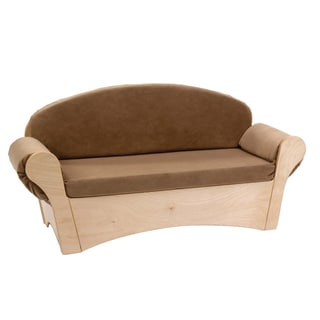 Whitney Brothers Kids Child's Tan Easy Sofa