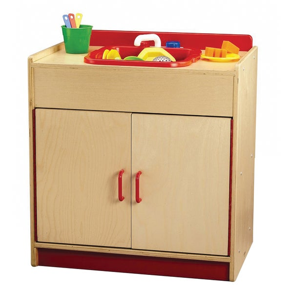 Whitney Brothers Kids Preschool Sink Cabinet