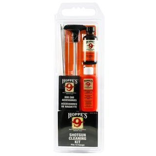 Hoppe's Shotgun Cleaning Kit with Aluminum Rod