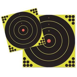 Birchwood Casey 17.25-Inch Bulls-Eye Targets (5pk)
