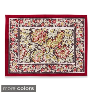 Couleur Nature Malini Placemats (Set of 6) - 15 x 18 (2 options available)