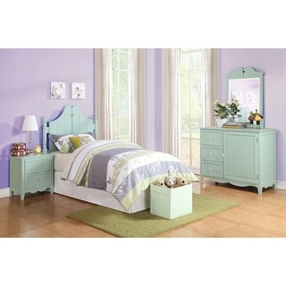 Powell Selena Twin Bed in a Box