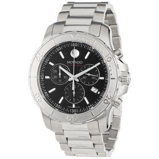 Movado Men's 2600110 Series 800 Stainless Steel Watch|https://ak1.ostkcdn.com/images/products/9464523/P16647648.jpg?impolicy=medium