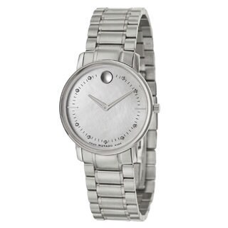 Movado Women's 0606691 Movado TC Stainless Steel Watch