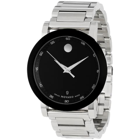 Movado Men's 0606604 Museum Sport Stainless Steel Watch