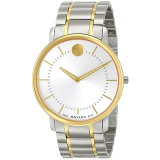Movado Men's 0606689 Movado TC Two-tone Stainless Steel Watch